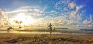 Nacpan Beach - El Nido - Palawan
