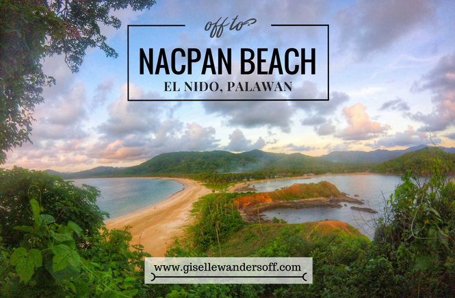 Nacpan Beach - El Nido - Palawan | Banner