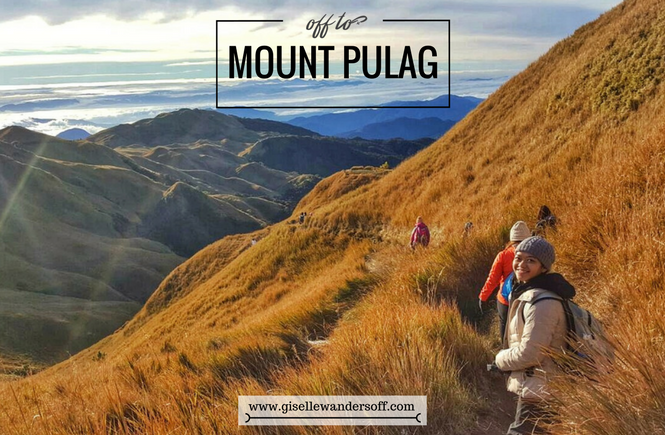 Mount Pulag | Banner