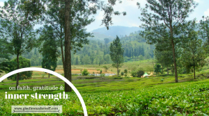 On Faith, Gratitude & Inner Strength | Facebook