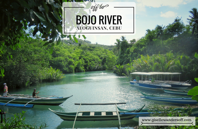 Bojo River - Aloguinsan, Cebu | Banner