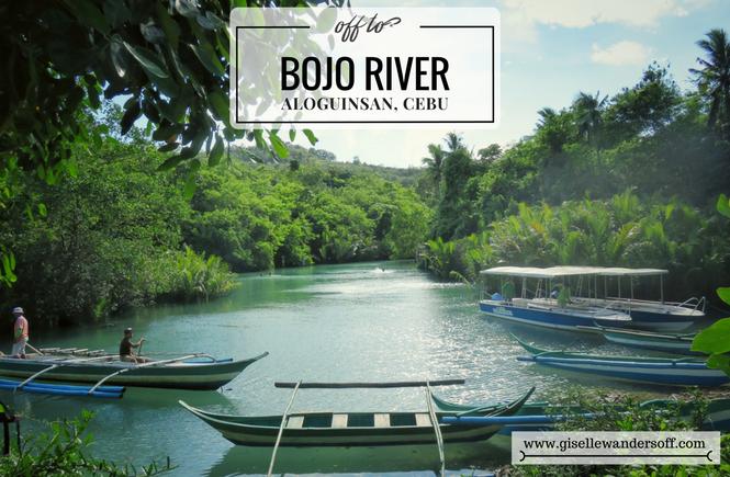 Bojo River - Aloguinsan, Cebu | Banner