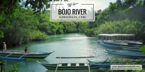 Bojo River - Aloguinsan, Cebu | Twitter