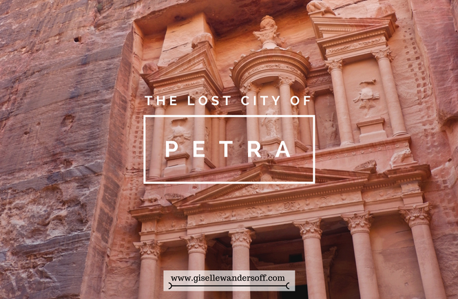 Petra - Banner